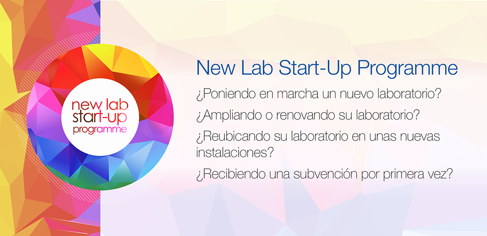 New Lab Start Up Programme