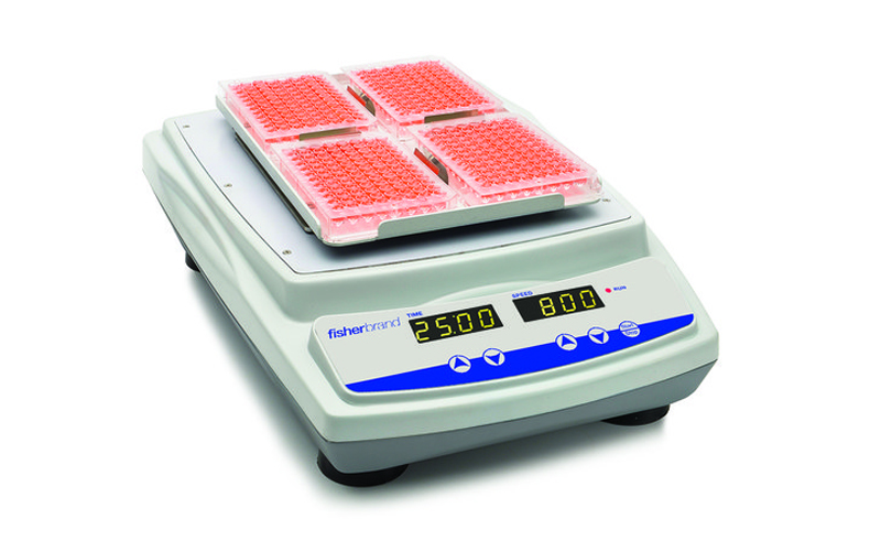 Fisherbrand Microplate Shakers with 4-Place Platform