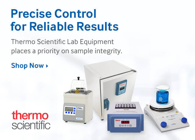 Thermo Scientific Lab Equipment