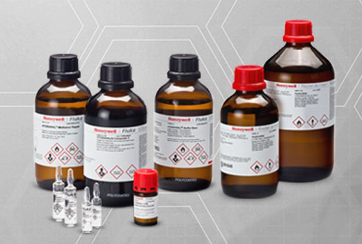Honeywell Chemical Bottles
