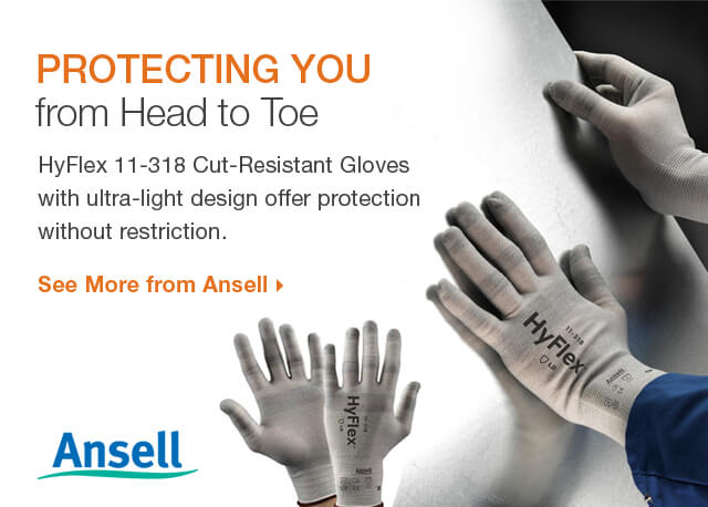 Ansell Safety Gloves