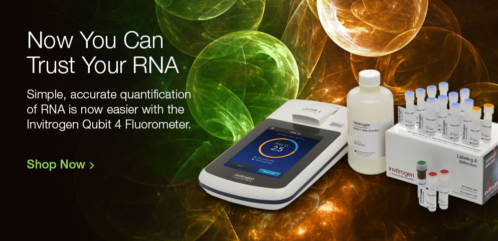 Now You Can Trust Your RNA