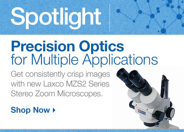 New Laxco MZS2 Series Microscopes
