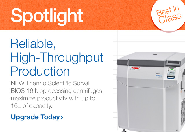 Thermo Scientific BIOS 16 Centrifuges