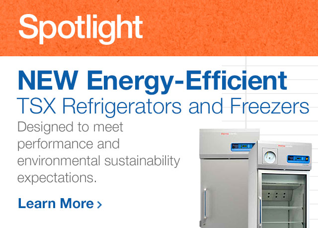 NEW TSX Refrigerators and Freezers
