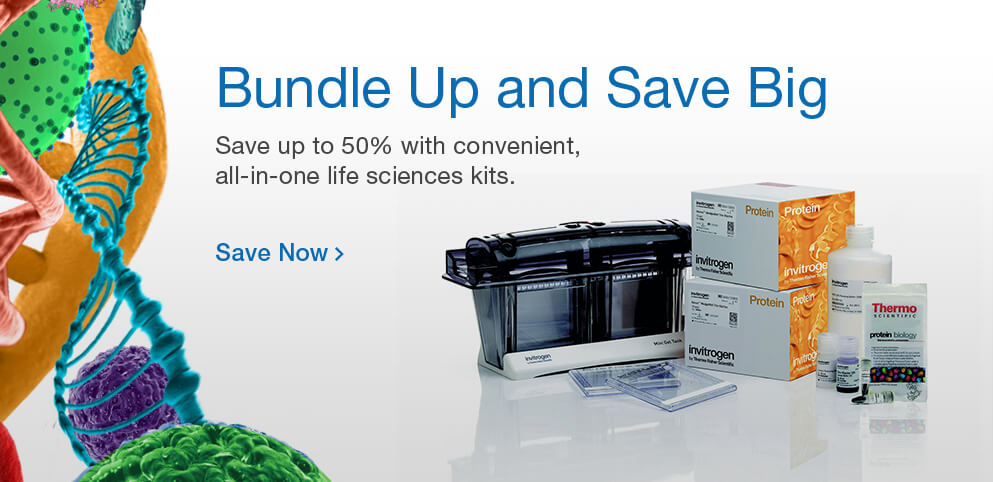Save Up to 50% on Science Kits