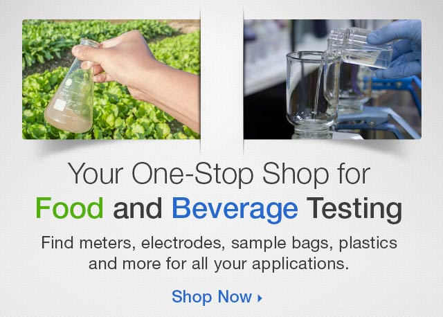 Food and Beverage Testing Supplies