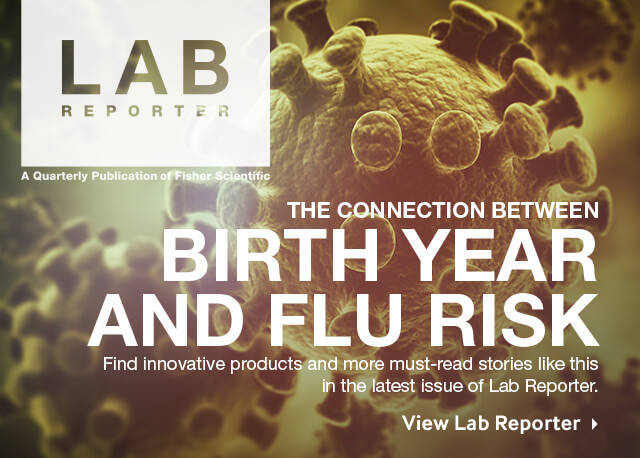 New Issue of Lab Reporter