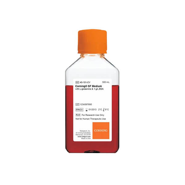 Get Buffer Solution with Corning Media Purchase