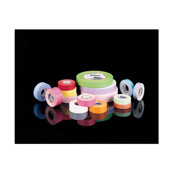 Fisherbrand™ Colored Labeling Tape