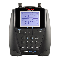 Thermo Scientific™ Orion™ Dual Star™ pH, ISE, mV, ORP and Temperature Dual Channel Benchtop Meter