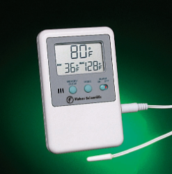 Fisher Scientific™ Traceable™ Digital Thermometers with Short Sensors