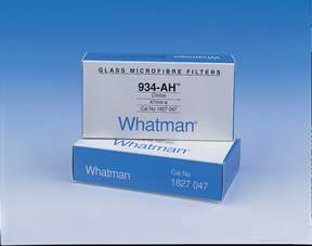 Whatman&trade;&nbsp;Binder-Free Glass Microfiber Filters&nbsp;<img src=