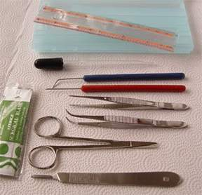 DR Instruments Botany Dissecting Kit&nbsp;<img src=