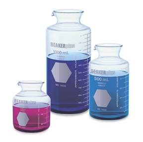 Kimble™ BEAKERplus™ Combination Beakers and Flasks
