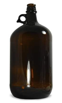 Qorpak™ Amber Glass Jugs without Cap