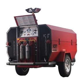 Scott Safety&trade; Liberty I Standard Breathing Air System Trailer&nbsp;<img src=