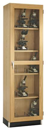 kitchen cabinet contract diversified woodcrafts microscope storage cabinet 2430