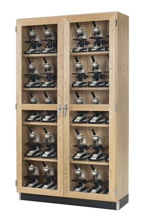 kitchen cabinet contract diversified woodcrafts microscope storage cabinet lwh 16 2430