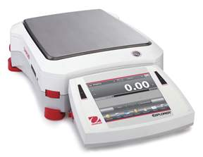 OHAUS™ Explorer™ Analytical and Precision Balances