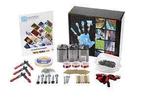 Kemtec&trade; Let&apos;s Build Electromagnets Kit&nbsp;<img src=