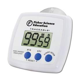 Fisher Scientific&trade;&nbsp;Traceable&trade; Waterproof/Steamproof Timer&nbsp;<img src=