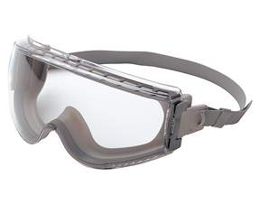 Honeywell Uvex™ Stealth™ Safety Goggles with Hydroshield™ Anti-Fog Lens Coating