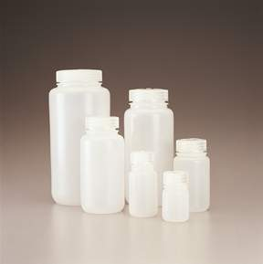 Fisherbrand&trade;&nbsp;Polypropylene Wide-Mouth Bottles&nbsp;<img src=