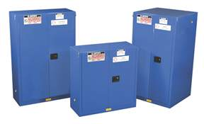 Justrite™ Sure-Grip™ EX Hazardous Material Steel Safety Cabinet