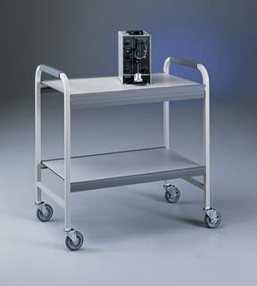 Labconco&trade;&nbsp;Welded Steel Frame Portable Table On Casters&nbsp;<img src=