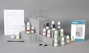 Lab-Aids&trade; Food Nutrient Analysis Kit&nbsp;<img src=