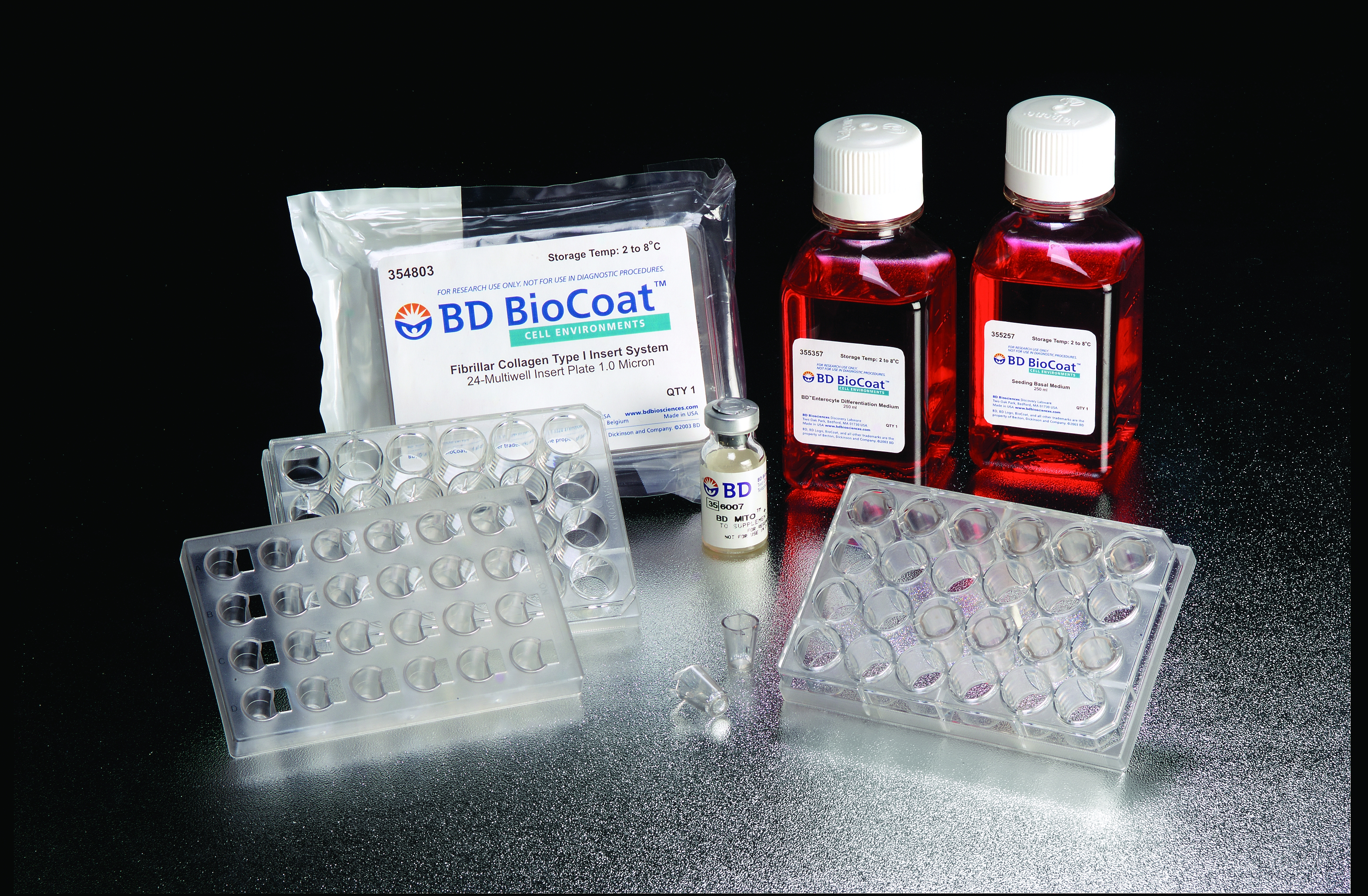 Corning™ BioCoat™ Matrigel™ Invasion Chamber: With GFR