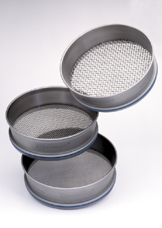 Fisherbrand™ Stainless-Steel Test Sieves, 200 Dia. x 50mmH, Pore sizes greater than 10mm, ISO 3310/1 Pore Size: 31.5mm Fisherbrand™ Stainless-Steel Test Sieves, 200 Dia. x 50mmH, Pore sizes greater than 10mm, ISO 3310/1