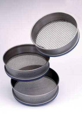 Fisherbrand™ Stainless-Steel Test Sieves, 200 Dia. x 50mm H, Pore sizes in Micrometers, ISO 3310/1 O.D.: 200mm; Aperature Size: 0.05mm Fisherbrand™ Stainless-Steel Test Sieves, 200 Dia. x 50mm H, Pore sizes in Micrometers, ISO 3310/1