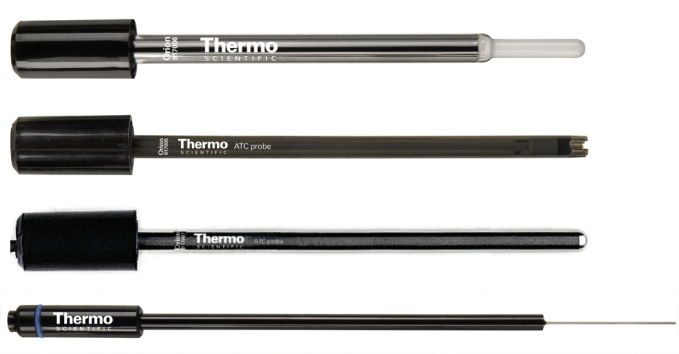 Thermo Scientific™Glas-ATC-Sonde Orion ™ 927006MD Orion 927006; w/Glass body and 3.5mm phono tip connector Thermo Scientific™Glas-ATC-Sonde Orion ™ 927006MD