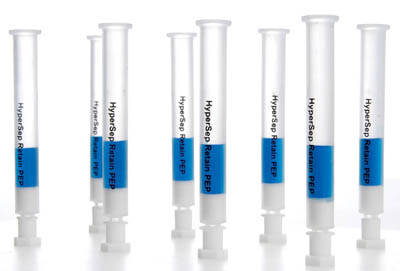 Thermo Scientific™ HyperSep™ Retain PEP Cartridges  Thermo Scientific™ HyperSep™ Retain PEP Cartridges