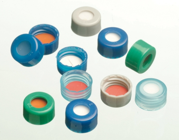 Thermo Scientific™ 9 mm Autosampler Vial Screw Thread Caps  Products