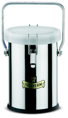KGW Isotherm™ Isolierte Dewar-Trageflaschen Capacity: 1000mL; Cover: Stainless steel; Inner Height: 150mm; Inner Diameter: 100mm Produkte