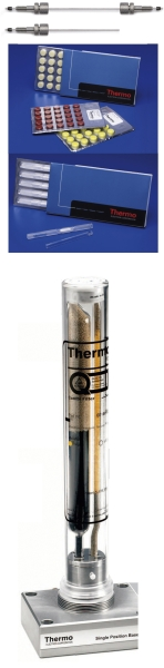 Thermo Scientific&trade;&nbsp;Super Clean&trade; Gas Cartridge Filters Triple (O<sub>2</sub>, H<sub>2</sub>O, HC) He Preconditioned w/Indicator; 500mL Products