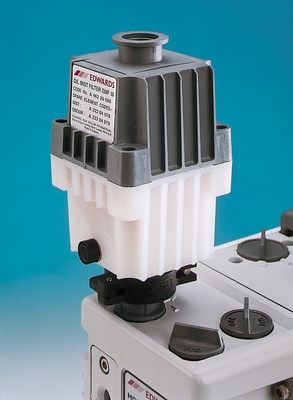 Edwards Vacuum™Odor Removal Element For Use With: EEMF10 Oil mist Filter Odor Edwards Vacuum™Odor Removal Element