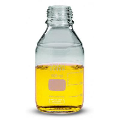 Duran™ Clear Glass Laboratory Bottle Capacity: 2000mL Round Glass Bottles