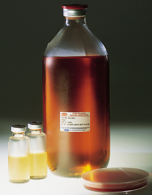 Thermo Scientific™Oxoid™ Prepared Sabouraud Dextrose Agar with Chloramphenicol Plated Media Detects: Dermatophytes, other Fungi and Yeasts Plates Prepared Microbiology Media
