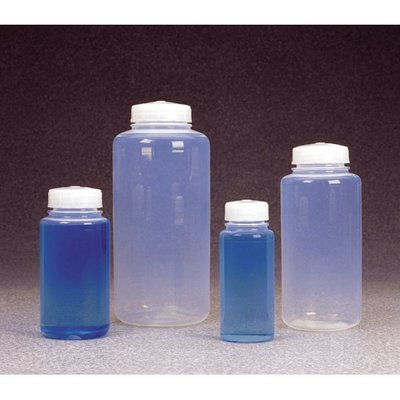 Thermo Scientific™ Nalgene™ Wide-Mouth Bottles Made of Teflon™ FEP with Closure Capacity: 16 oz.(500mL ) Thermo Scientific™ Nalgene™ Wide-Mouth Bottles Made of Teflon™ FEP with Closure