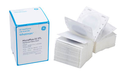 Cytiva (Formerly GE Healthcare Life Sciences)Whatman™ MicroPlus Membranes MicroPlus-21 STL; White; Dia.: 47mm; Pore size: 0.45μm; For Membrane Butler Cytiva (Formerly GE Healthcare Life Sciences)Whatman™ MicroPlus Membranes