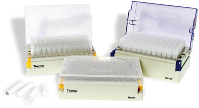 Thermo Scientific™Racks for Matrix™ 2D Barcoded Storage Tubes  Products