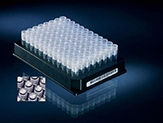 Thermo Scientific™ Nunc™ Cryobank and Bank-It™ Replacement Caps Nunc Cryobank Caps for 0.5mL and 1.0mL Cryobank and Bank-it Tubes, Blue, 10 racks or 96/case Thermo Scientific™ Nunc™ Cryobank and Bank-It™ Replacement Caps