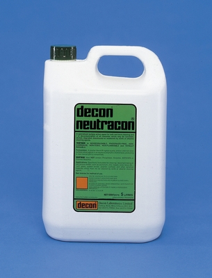 Decon™ Neutracon Quantity: 5000mL Decon™ Neutracon