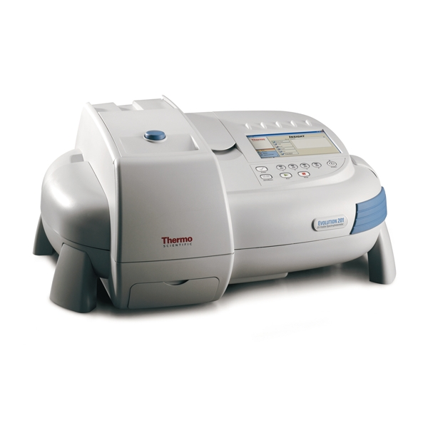 evolution 300 uv vis spectrophotometer manual