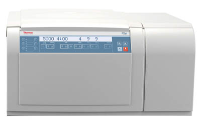 Thermo Scientific™Pack centrifugeuse ST16R TX-400 pour culture cellulaire Pack centrifugeuse ST16R TX-400 pour culture cellulaire Centrifugeuses de paillasse multifonction
