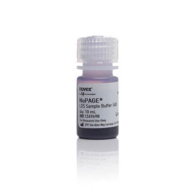 Invitrogen&trade;&nbsp;NuPAGE&trade; Tris-Acetate SDS Buffer Kit (for Tris-Acetate Gels), <i>Contains 1 ea. LA0041, NP0004, NP0005, NP0007</i> 1 kit Buffers and Diluents